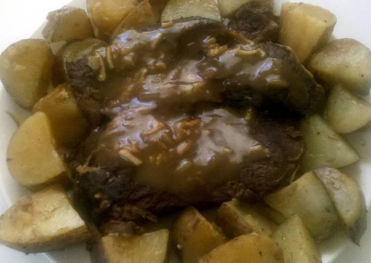 Freakin's Crockpot Dr. Pepper Pot Roast