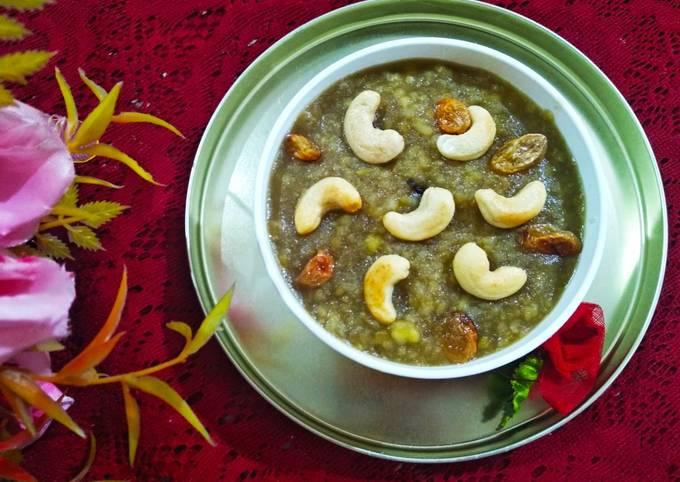 Recipe of Gordon Ramsay Sakkarai Pongal