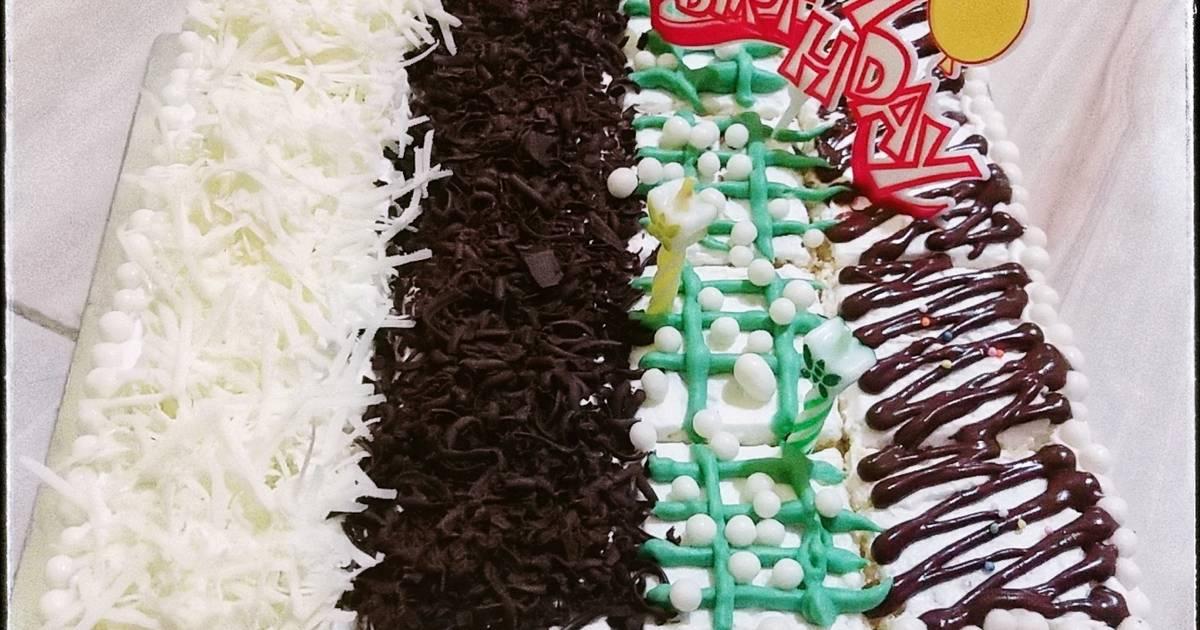 4247 Resep Cara Menghias Kue Ulang Tahun Sederhana Enak Dan