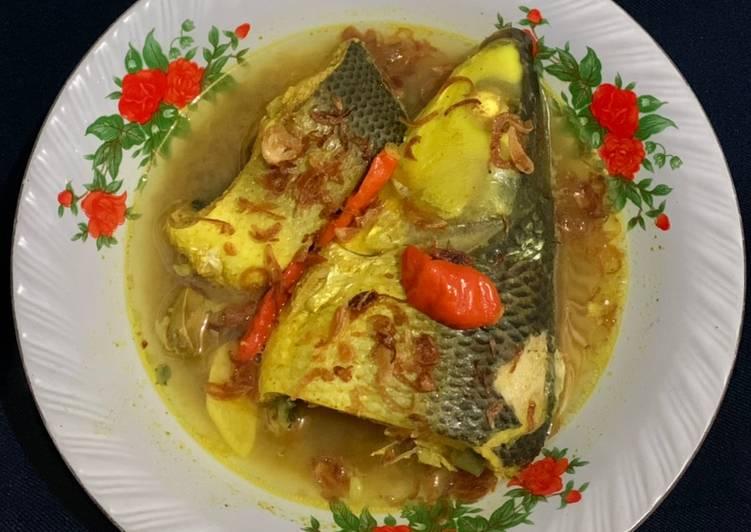 Ikan Masak Bandeng