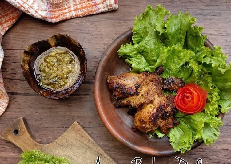Cara Gampang Membuat Ayam Bakar Padang Anti Gagal