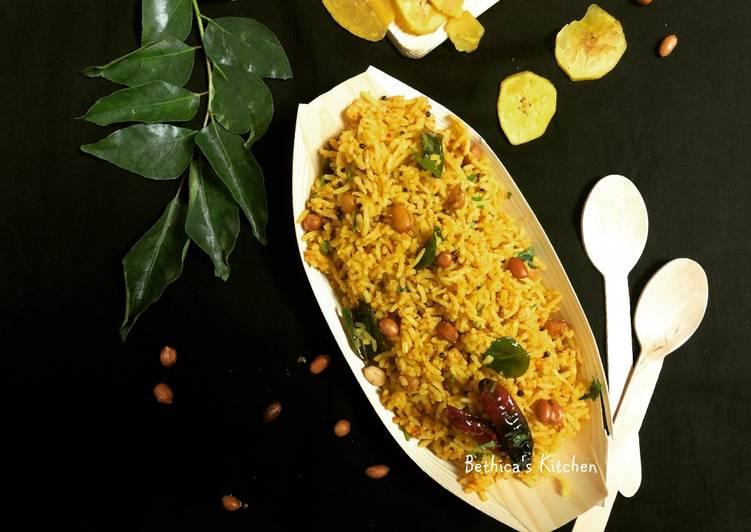 Recipe of Homemade Tamarind Rice