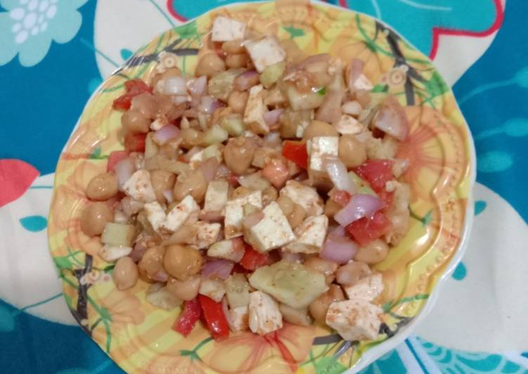Top 10 Dinner Easy Quick Chana chaat