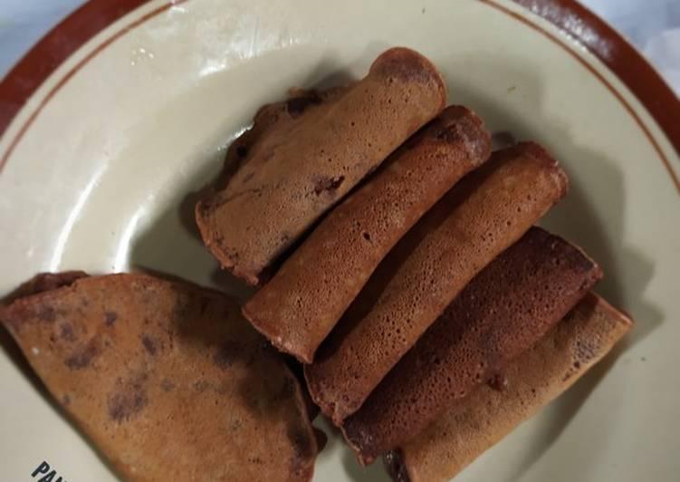 Pancake / Panekuk Chocolatos