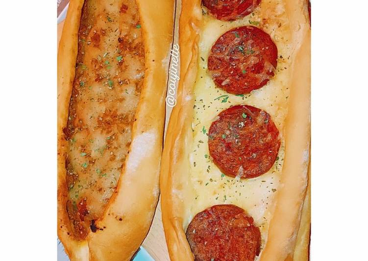 Pide turc 🇹🇷 pizza turc a ma façon