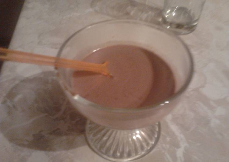 """Ciobar"" / Thick Hot Chocolate"