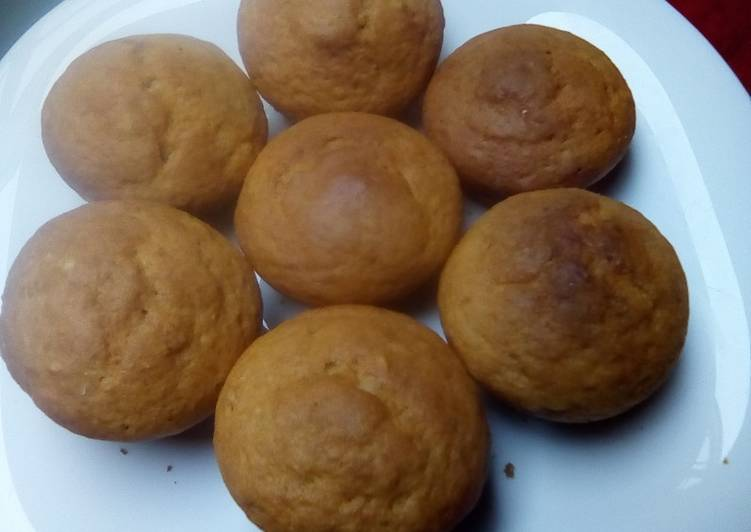 Easiest Way to Prepare Ultimate Ginger cupcakes