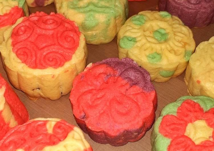 Nastar Mooncake (Tanpa Mixer)