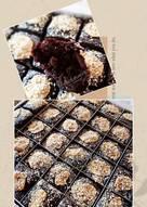 Resep Dan Cara Memasak BANANA BROWNIES no mixer (Bisa panggang/kukus) Pasti enak