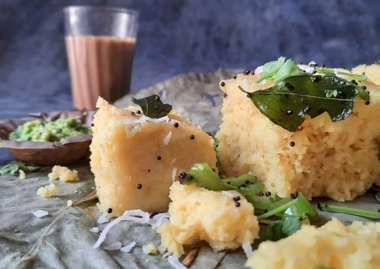 Top 10 Dinner Easy Refreshing Khaman dhokla