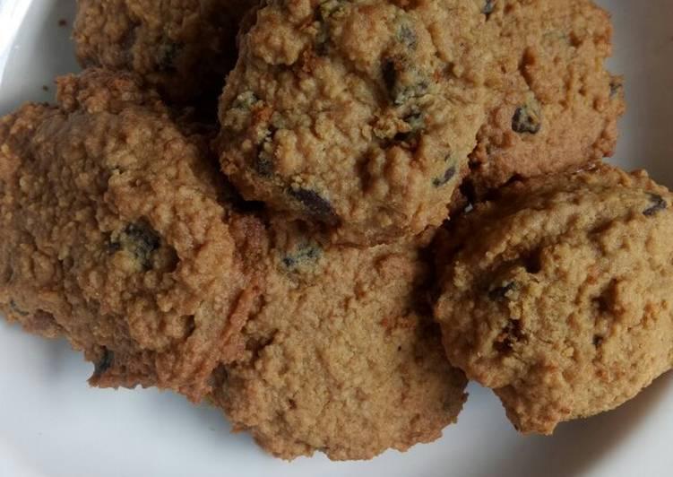 Oatmeal Vanilla Cookies
