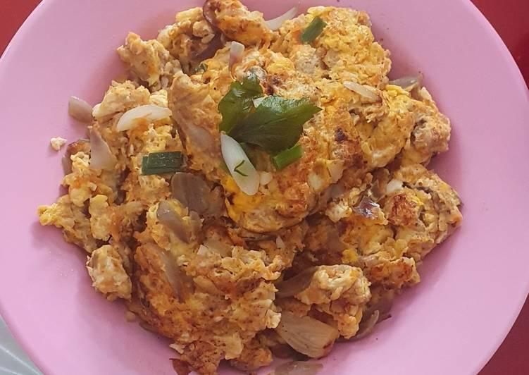 Fu Yung Hai Seafood (Medan Style)