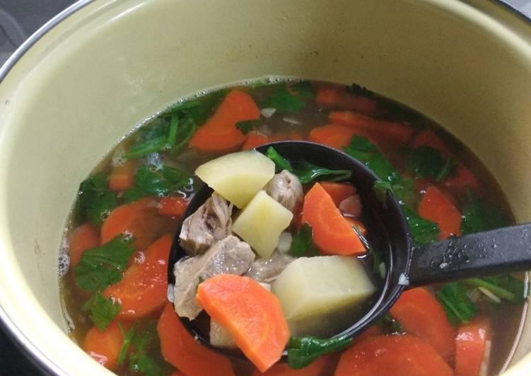 Inilah Cara Resep Sop Daging Anti Gagal