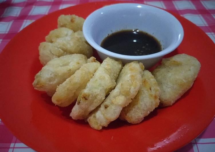 Cireng crispy (recook yackikuka)