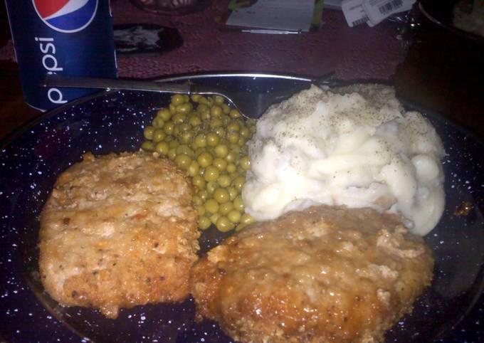 my specality pork chops