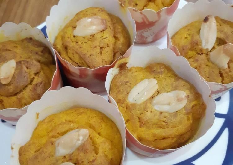 Muffin Labu Kuning
