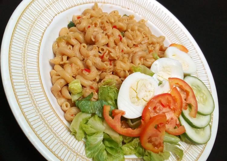 Recipe of Homemade Macaroni