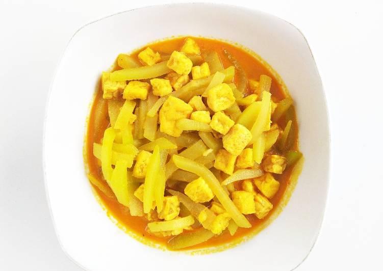 Sayur Santan Pedas