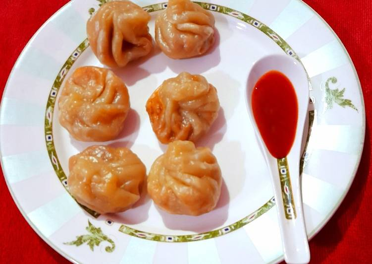 Step-by-Step Guide to Make Favorite Chicken Momos