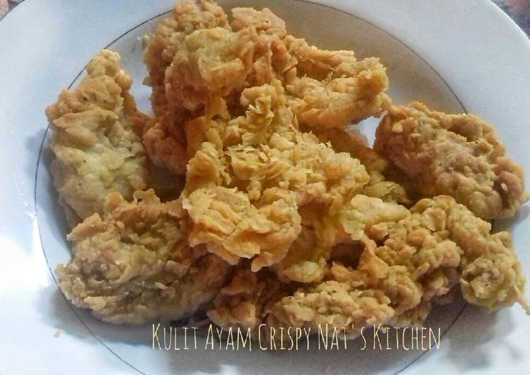 Kulit Ayam Crispy