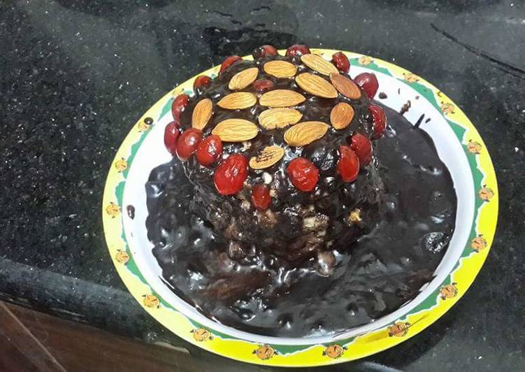 Recipe of Top-Rated Hot chocolate gajar ka halwa fudge