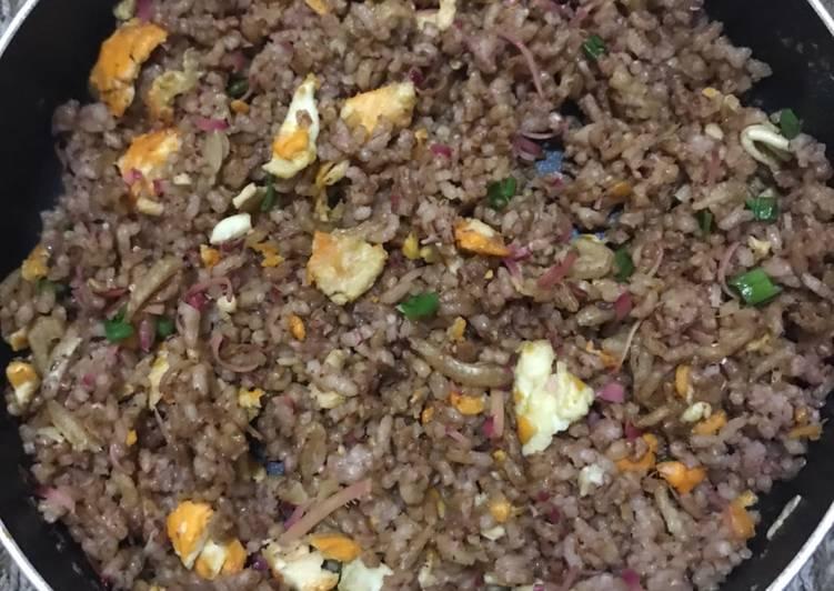 Resep Nasi Goreng Kecombrang sehat Favorit