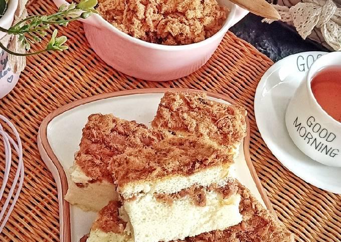 Chicken Floss Cake(Cake Abon Ayam)