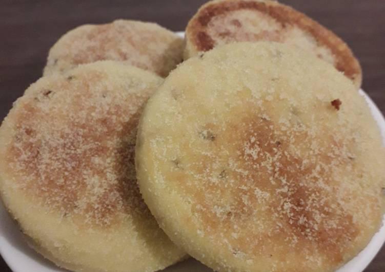 Comment Cuisiner Harcha galette marocaine à la semoule