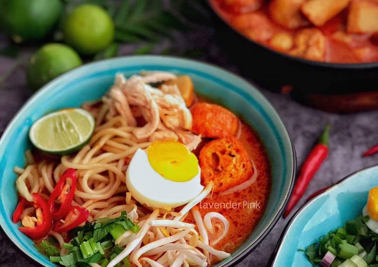 resepi mee kari mudah  bahan aneka resepi enak Resepi Cara Masak Ikan Vegetarian Enak dan Mudah