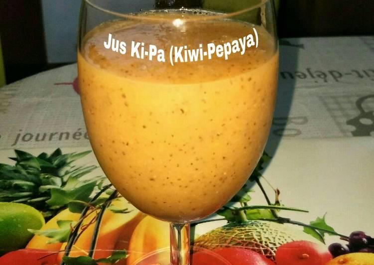 Jus KI - PA (Kiwi Pepaya)