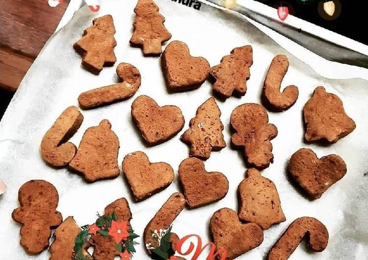 Gingerbread Cookies🇧🇪 (no decor)