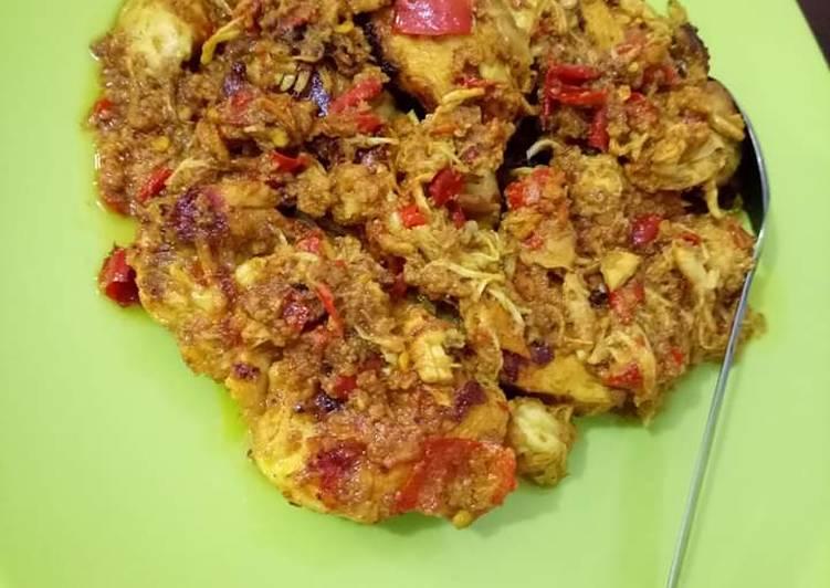 Ayam Bakar Padang Vienta
