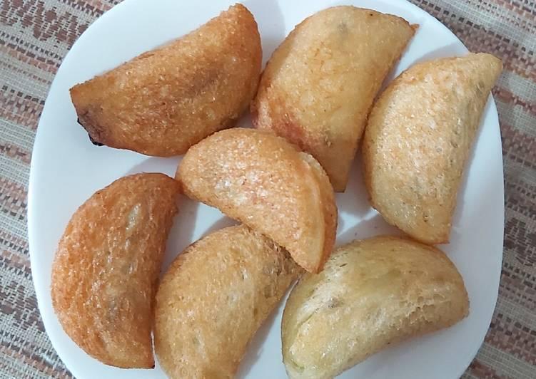19. Roti Goreng Simple