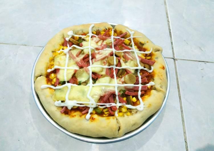 Pizza ala Pizza Hut