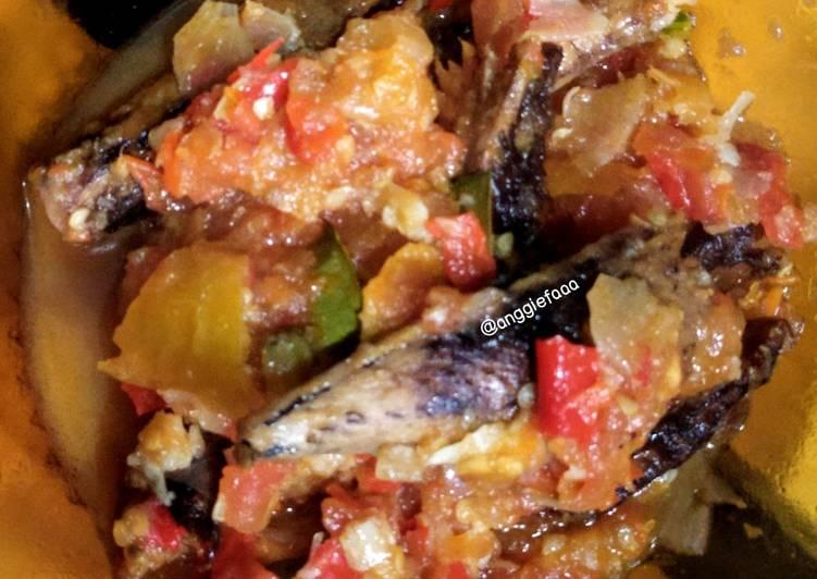 Ikan Tongkol Balado Simple 🐟