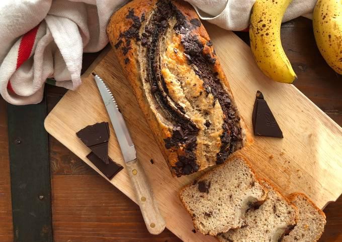 Ricetta Banana Bread Light.Easiest Way To Make Any Night Of The Week Banana Bread Light Pizza House
