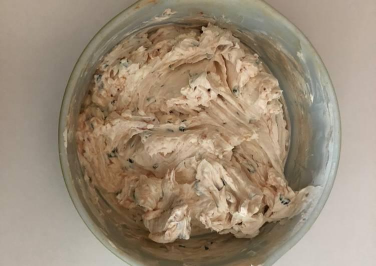 Recipe of Quick Fresh chive picante dip