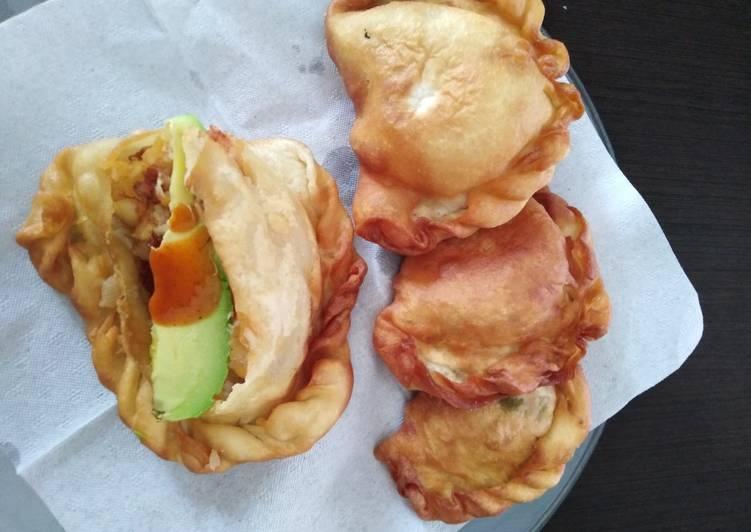 Empanadas fritas #platounico