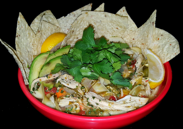 Mike's Spicy Mexican Sick Day Chicken Noodle Soup, Apples Can Have Massive Benefits For Your Health