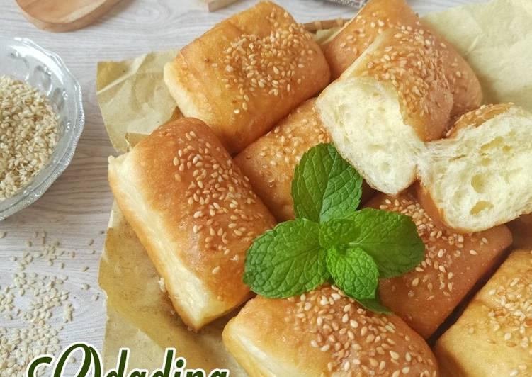 Bagaimana Membuat 754. Odading Viral aka Roti Goreng/Roti Bantal || Soft yang Bikin Ngiler