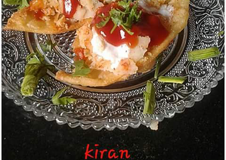 15 Minute Recipe of Speedy Leftover Bhatura chat
