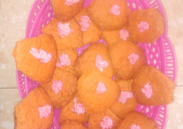 Orange cookies#Endofyearchallange