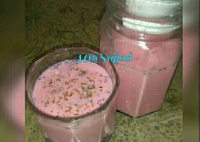 Almond Milk #5WeeksChallenge #Cookpad