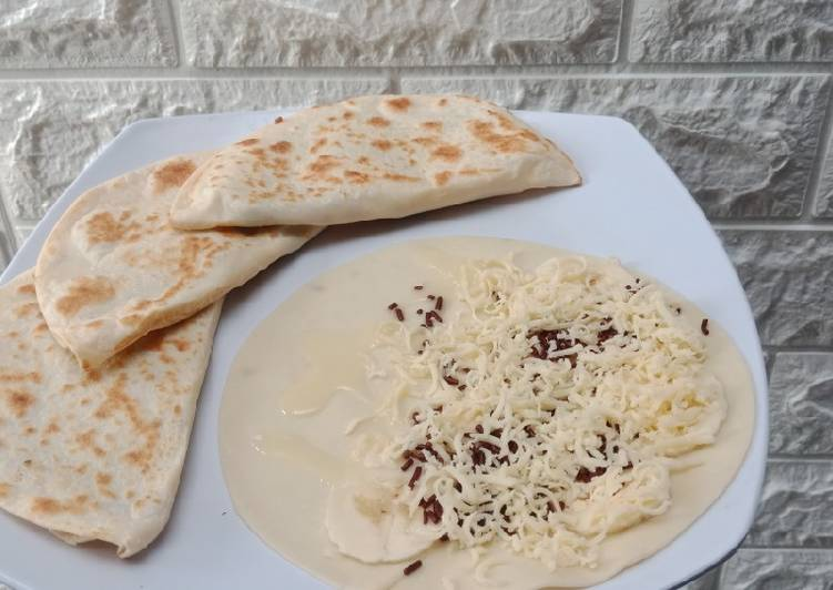 Crepes manis