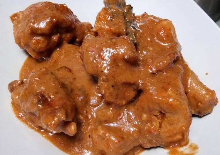 Resep Ayam bumbu rujak #ibukupelindungsetia #warisanibu Yang Mudah Pasti Lezat