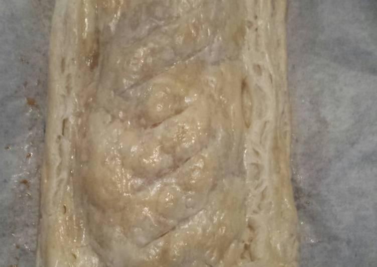 Turkey puff pastry