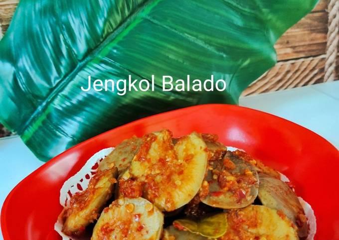 Jengkol Balado