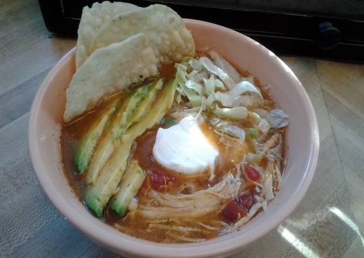 7 Easy Ways To Make Chicken Tortia Soup