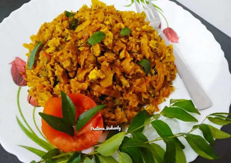 Egg Kothu (Minced) Paratha
