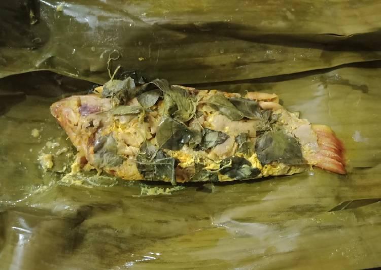 Pepes Ikan Nila, Belut dan Jamur